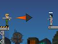 Игра Зомби базука