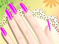 Игра Красить ногти
