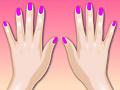 Игра Красить ногти на руках