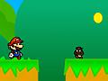 Игра Бумажный мир Марио