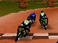 Игра 3D гонки на мотоцикле