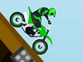 Игра Прыжки в высоту на мотоцикле