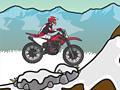 Игра Мотоцикл весной