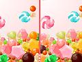 Игра Найди отличия сладости