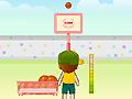 Игра Баскетбол во дворе