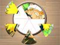 Игра Круговой пазл с Наруто