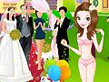 Игра Одевалка в гости на свадьбу