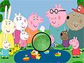 Игра Свинка Пепа: поиск звездочек