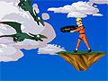 Игра Наруто охотник на драконов
