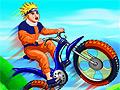 Игра Наруто: трюки на BMX