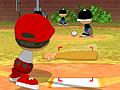 Игра Принимающий в бейсбол