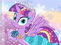 Игра Зимняя одевалка Май Литл Пони