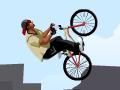 Игра Делать трюки на BMX