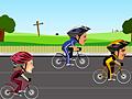 Игра Велогонки