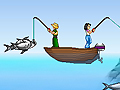 Игра Рыбалка на тунца
