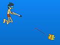 Игра Подводная охота рыбалка