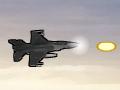 Игра Самолет истребитель