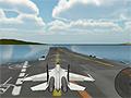 Игра Взлет и посадка самолета