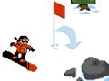 Игра Безумный сноубординг