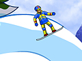 Игра Экстремальный сноубординг