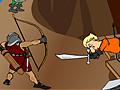 Игра Защита замка из лука