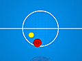 Игра Веселый аэрохоккей