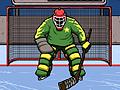 Игра Хоккей: Лучший вратарь