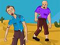 Игра Защита от зомби в Мексике