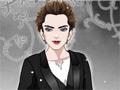Игра Одевалка: влюбленный вампир Эдвард