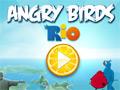 Игра Angry Birds Rio