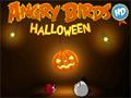 Игра Angry Birds Halloween