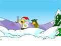 Игра Симпсоны: Война Снежками