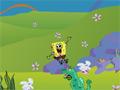 Игра Спанч Боб: Сумасшедший полет
