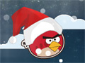 Игра Angry Birds: Merry Christmas