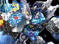 Игра Трансформеры: робот Кибертрон