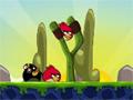 Игра Angry Birds: Huge