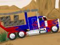 Игра Трансформеры: грузовик