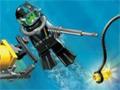 Игра Лего: Аква Рейдеры - За сокровищами