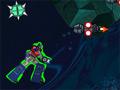 Игра Трансформеры: космическая битва