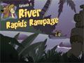 Игра Скуби Ду: волнение реки