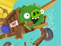 Игра Angry birds: Bad Piggies