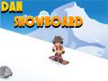 Игра Бакуган: сноубординг