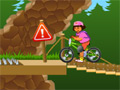 Игра Даша следопыт: BMX велосипед
