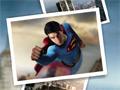 Игра Супермен: поймай момент!