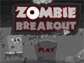 Игра Спанч Боб: прорыв зомби