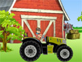 Игра Бакуган: Дэн на тракторе