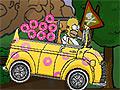 Игра Симпсоны: грузовик Гомера