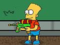 Игра Сипсоны: водная войнушка