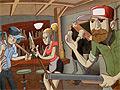 Игра Зомби апокалипсис - RoadZ