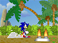 Игра Соник: приключение в джунглях